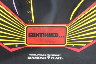 This is a SP (Sun Process) made Dr. Who playfield.<br />These are all stamped 'Diamond Plate'.<br />